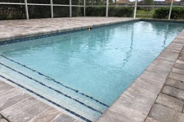 Pool Bottom Refinishing